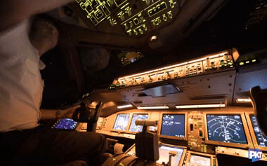 Aircraft Cockpit Systems